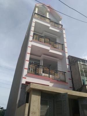 Bán nhà HXH Phạm Văn Hai, 60m2, 5 tầng, 5 tỷ.