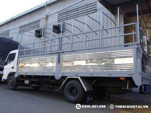 Bán Xe Fuso 5T/5 Tấn- Giá Xe Fuso 5T- Hỗ Trợ Vay 90% Lãi Suất Ưu Đãi