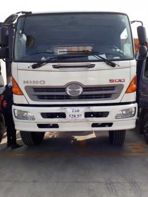 Giá xe tải Hino 6.2 tấn