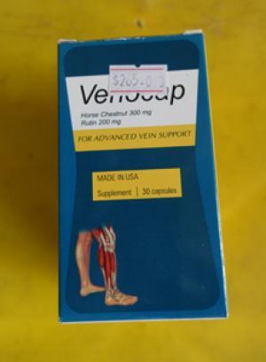 VENOCAP-Tăng sức bền mao mạch, ngừa suy giãn tĩnh mạch, giảm viêm