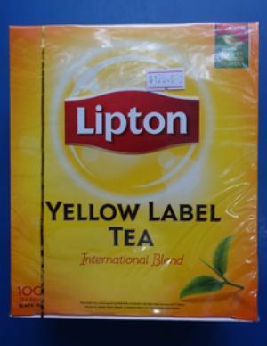 TRÀ LIPTON-Thơm ngon, sãng khoái, tốt cho sức khỏe