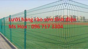 Lưới thép hàng rào D5, D6,... mắt 50*150,50*200,75*150,75*200