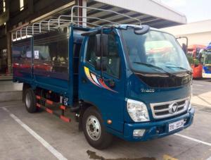 Bán Xe Tải Thùng Dài 4m - Thaco Ollin 360 -...