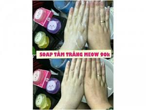 Soap tắm trắng thảo mộc