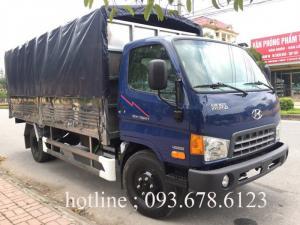 Xe tải hyundai 8 tấn 120s đô thành