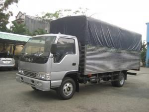 Xe tải JAC 4.9 Tấn  (Trung cấp) - Vay ngân hàng 60 - 90% giá trị xe