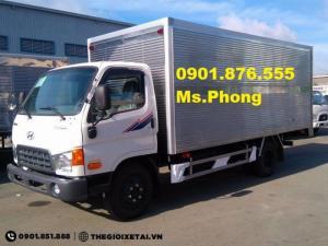 Giá Xe Hyundai 6T3- Bán Xe Hyudai 6T3/6 Tấn 3/ 6,3T/6,3 Tấn/ Xe Hyun dai 6T3Hỗ Trợ Vay 90% Lãi Suất Ưu Đãi.