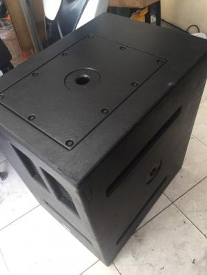 Sub điện activer 40 hầm HZ bass 40 côn 100 từ 220 sub dien karaoke
