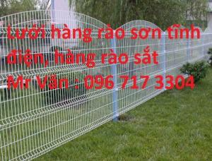 Lưới hàng rào D5(50*150) giá cực nét