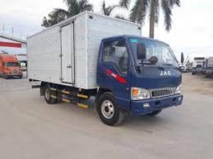 Xe tải Jac 7T25 thùng kín kết hợp công nghệ Izuzu mới 100%, có hỗ trợ trả góp