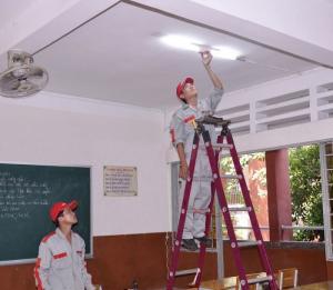 Lời tâm sự người thợ điện Nha Trang