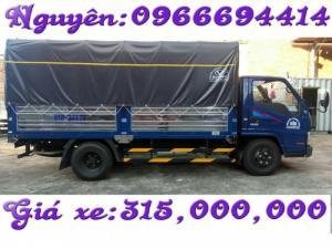 xe tải iz49 2,5 tấn