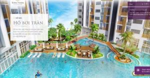 Mở bán căn hộ cao cấp Topaz Twins D2D, ĐƯỜNG VÕ THỊ SÁU TP.Biên Hòa. NGÂN HÀNG HỖ TRỢ 70%. LS 0%