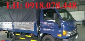 Hyundai HD65 thùng mui bạt -  Mua bán xe hỗ trợ vay trả góp 80%