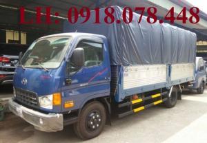 Xe tải Huyndai HD72 thùng mui bạt - Hỗ trợ vay đến 80%