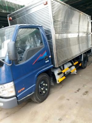 Xe tải IZ49 ĐÔ THÀNH, Máy Lạnh - Hỗ Trợ Vay Lãi Suất Thấp