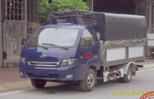 TERACO 190 thùng dài 3m66 tải trọng 1,8 tấn