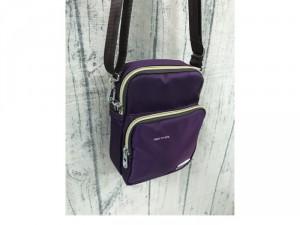 Túi đeo mini, Balo mini, Balo mini vải dù chống thấm nước 3 ngăn