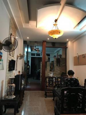 Bán nhà hẻm Tân Hương 4.05x12, cấp 4