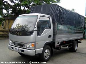 bán xe JAC 2,4 tấn,thùng dài 3m720.