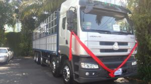 Xe tải cheng long 10x4 tải17T9