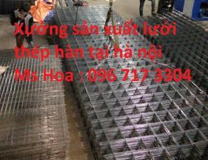 Lưới thép hàn D4a100