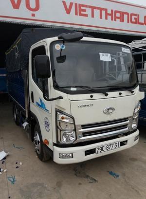Bán xe tải HYUNDAI trả góp 1.9 tấn - 2.4 tấn xe chạy máy thoáng có turbo tăng áp