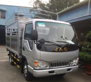 Xe tải nhẹ Jac 2t4, 2400kg thùng dài 3m720 ô tô Phú Mẫn
