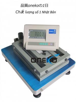 cân điện tử 100kg tiếng việt ONEKO