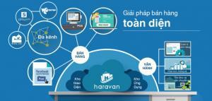 Thiết kế website chuyên nghiệp với Haravan Tự tạo website dễ dàng với đầy đủ tính năng và giao diện ấn tượng