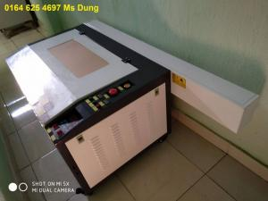 Máy khắc Laser 6040 giá rẻ bất ngờ