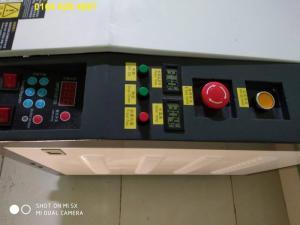 Máy khắc Laser 6040 chuyên cắt khắc mica, con dấu, da, simili