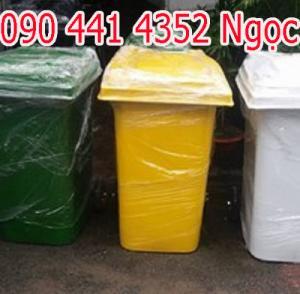 Thùng rác công cộng 120 lít giá rẻ,giá thùng rác nhựa 240 lít.Mua thùng rác công cộng ở đâu?
