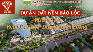 Ruby City - Biểu tượng mới của thành phố Bảo Lộc