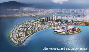 Sốc! Chỉ còn 5 căn đợt 1 dự án The Sunrise Bay Đà Nẵng, giá cực sốc, CK 10%