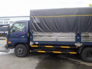 Bán xe HD120sl 8.5 tấn  tổng tải 12 tấn  thân dài 6,2m cua hảng hyindai