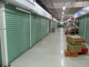 Bán kiot chợ Bình Chánh, 120tr/kiot