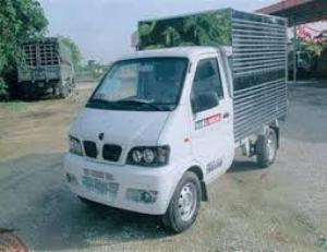 Xe tải Thái Lan 710kg thùng kín nhập khẩu vay nhanh chóng