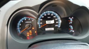 Bán Toyota Fortuner G 2.5MT số sàn máy dầu màu bạc sản xuất 2015 đi 21000km