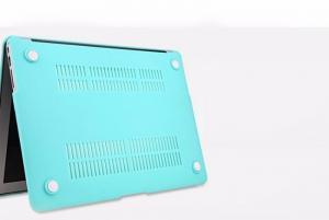 Ốp lưng 1 mm trong suốt transparent cho Macbook Pro 12 inch cao cấp