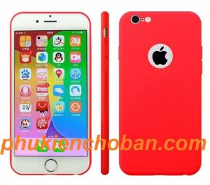 Combo 5 ốp dẻo 5 màu iphone 6 6 Plus cực sôc ốp lưng iphone 6 plus