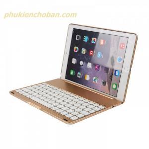Bàn phím kiêm ốp lưng iPad Pro 9.7 Bluetooth LED Keyboard