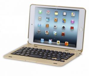 Bàn phím kiêm ốp lưng iPad mini Bluetooth keyboard