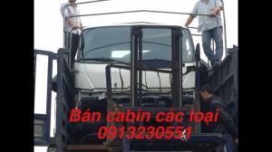 Bán đầu cabin xe tải hino, thaco forland , veam, jac, camc