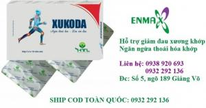 TPCN Xukoda hỗ trợ điều trị đau nhức xương khớp hiệu quả