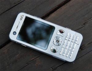 Sony Ericsson W890i Chơi Nhạc Theo Cảm Xúc Chính Hãng Tại Hà Nội