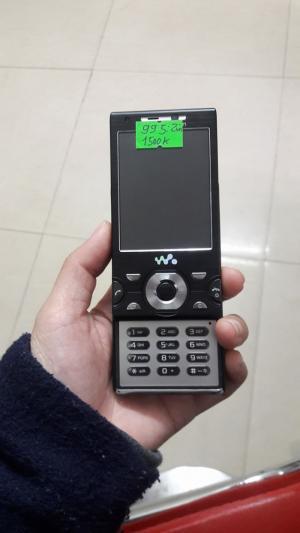 Điện thoại Sony Erisson W995