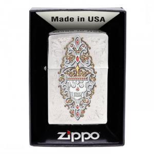 Zippo Skull Lighters - 28794