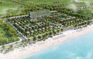Resort chuẩn 5 sao đầu tiên và duy nhất tại Tuy hòa Phú Yên.