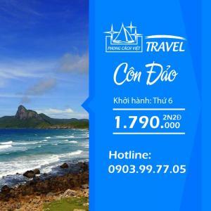 Tour Sóc Trăng - Côn Đảo 3N2D